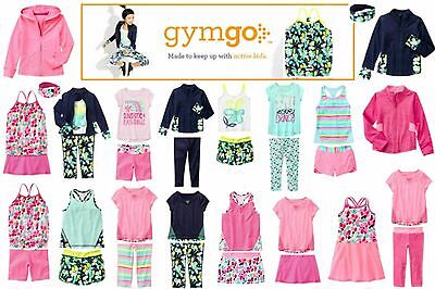NWT Gymboree Girls Gymgo Active Wear U-Pick Sizes: 5/6 7/8