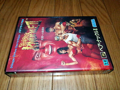 Bare knuckle II / STREET OF RAGE 2  Mega Drive Japan Game MD SEGA .