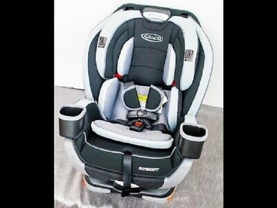 NEW Graco Extend2Fit 3 in 1 Car Seat Child Safety GARNER Rear Front Big Kid