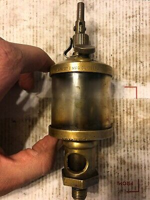 Lavigne Manufacturing  Oiler Size 2 Hit Miss Stationary Engine 10-27-19