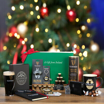 Official Guinness Merchandise Beer Lovers Amazing Gift Hamper, Large