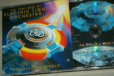 Electric Light Orchestra * The Very Best Of * Cd Album * Elo - All Over The Worl