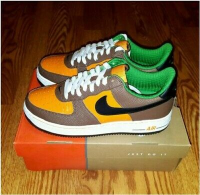 2006 NIKE AIR Force 1 Low Premium Holland World Cup Size 8