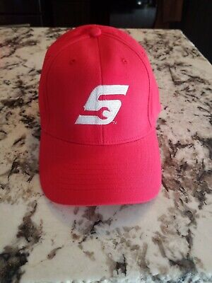 Snap On Tools Hat Baseball Cap Black w// White Logo One Size Fits All H11