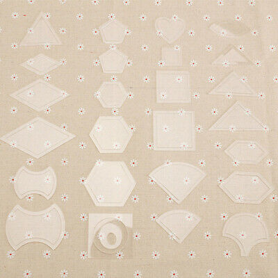 18 Quilters Fabric Grips Self Adhesive ER899 SEW EASY