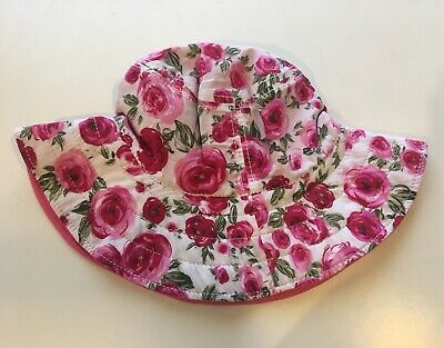Seafolly Kids Hat Reversible - Brand New Size 54