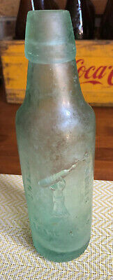 John Lamont Maker Glasgow Bottle