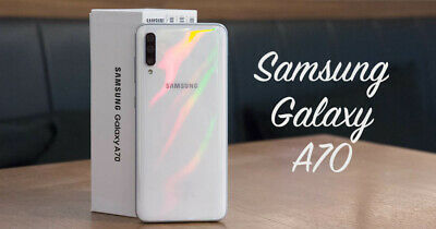 """Offertissima Bellissimo Samsung Galaxy A70 2019 White 6.7"""" 128 Gb  """"The Lux!!"""""""