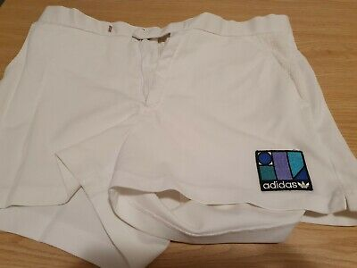 Adidas Ivan Lendl Vintage Tennis Shorts- year 1989, blue version