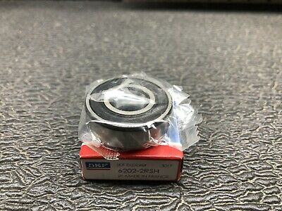 1 pcs SKF 6205-2RSH rubber seals ball bearing Made in France ships free new