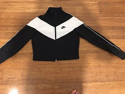 Nike Black and White Jacket Size S never been worn