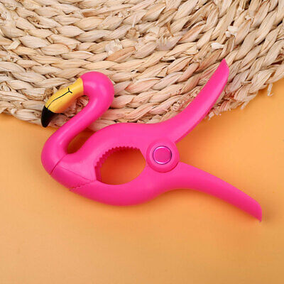 Flamingo Clips Clothes Towel Detachable Clips Household Supplies Hanging Clothes