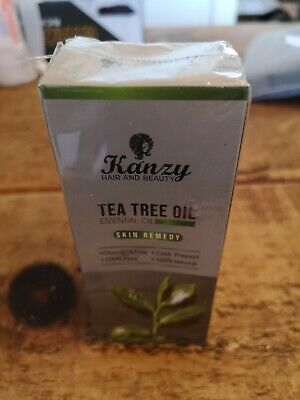 Kanzy Essential Tea Tree Oil Treatment For Face Hair Nail Acne Blemishes Pure Na