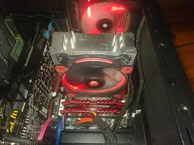 i5 6400 Gaming PC GTX 760 16gb RAM 128gb SSD Wifi