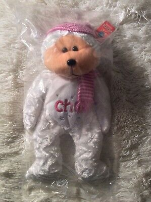 Beanie kids- Cuddly kid Chill the Bear BIGB107
