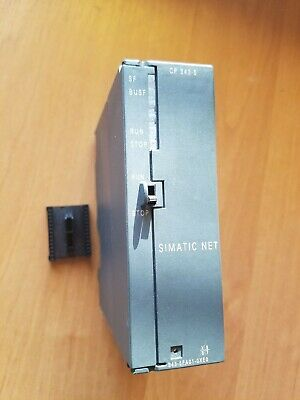Siemens SIMATIC S7-300, Communications processor CP342-5 6GK7 343-5FA01-0XE0