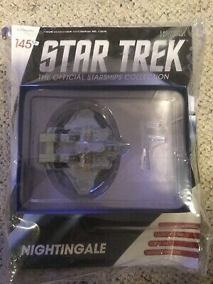 Startrek Eaglemoss Issue 145 Nightingale