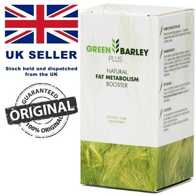 green barley plus powder