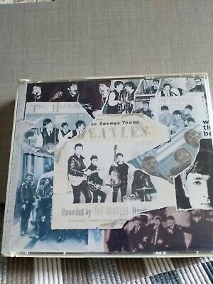 The Beatles Anthology 1 (2 CD box set) includes booklet.