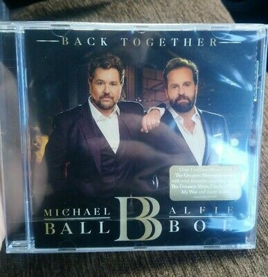 Michael Ball and Alfie Boe - Back Together. ** BRAND NEW/SEALED **