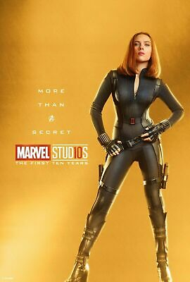Avengers Black Widow yell. Movie Poster Canvas Picture Art Wall Decore