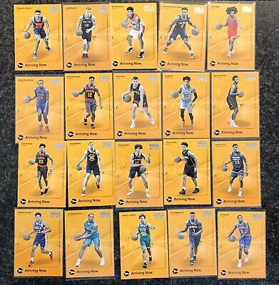 2019-20 Panini NBA Hoops Arriving Now 20 Card Complete Set WILLIAMSON/Barrett RC