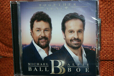 Michael Ball And Alfie Boe  **  Together Again  **  Cd Album  **  New & Sealed