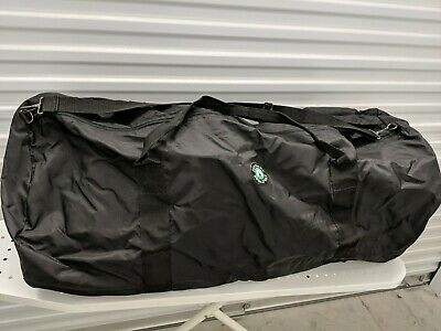 """Academy Broadway  Nylon Duffle Sports Bag Luggage extra large. Approx 36"""" x16"""""""