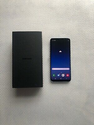 Samsung Galaxy S8+ Plus Blue 64Gb (Unlocked) Mobile Boxed Fast Dispatch
