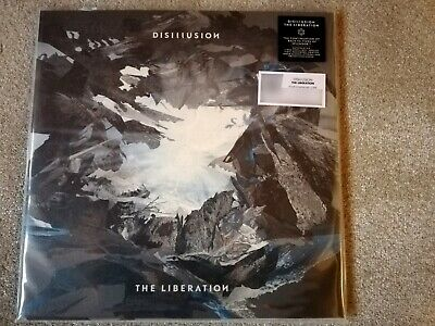 Disillusion ‎– The Liberation ‎– 2 × Blue Vinyl, LP, Etched, Limited Edition
