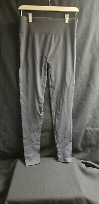 Old Navy Women's Seamless Leggings Lg 3 pairs. 2 Black and 1 Gray. New,no tags