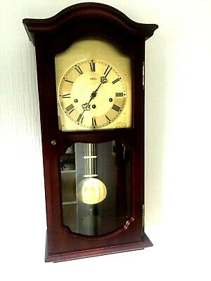 Vintage Vienna Style Hermle German Movement.westminster Chimes W/O