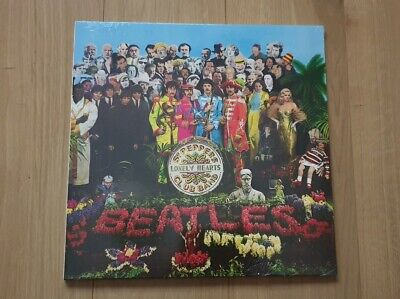 The Beatles Sgt Pepper's Lonely Hearts Club Band Remastered 180g Vinyl NEW