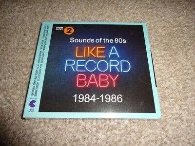 Cd Triple Album - Sounds Of The 80'S  Like A Record Baby  1984-1986