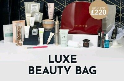 Feel unique Luxe Beauty Bag RRP £220 brand new and sealed christmas 2019