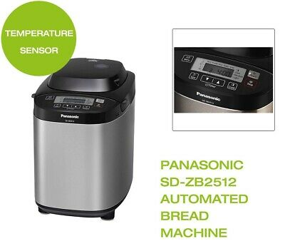 Panasonic SD-ZB2512KXC Fully Automated Bread Machine 31 Programmes