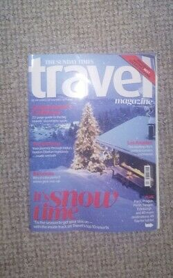 Sunday Times Travel Magazine - December 2016