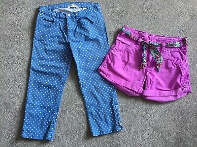 Girls Shorts & Cropped Trousers Age 14 Years. H&M