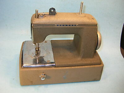 Vintage SEARS SEW-EASY Model 43  Chain-Stitcher SEWING MACHINE