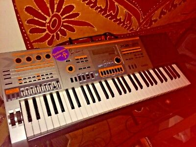 Casio XW-P1 GARY NUMAN AUTOGRAPHED 61-Key Performance Synthesizer w/ Sequencer