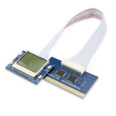 Tools LCD Screen Test Card Diagnostic Computer PCB Motherboard PCI Analyzer Mini