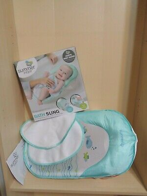 Summer Infant Bath Sling with Warming Wings #09070