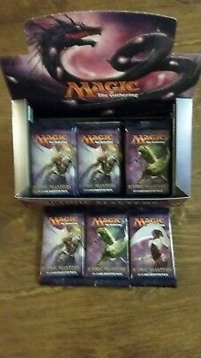 3 sealed Iconic Masters Booster Packs Mana Drain Flusterstorm