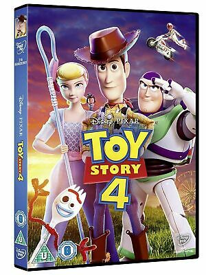 new Toy Story 4 [DVD]