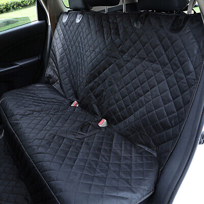 Waterproof Dog Car Seat Cover Hammock for Cat Pet SUV Van Back Rear Bench Pad US