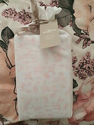 Sheridan Baby Cot Fitted Sheet