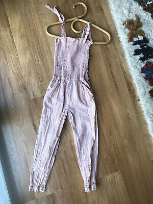 **Country Road** Girls Romper Playsuit Jumpsuit Size 7