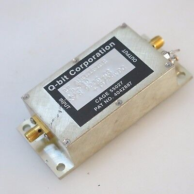 800mA Wide SMA Amplifier #C34p 1pcs 13-20GHz P1dB:24-27dBm Gain 10dB,8.4V
