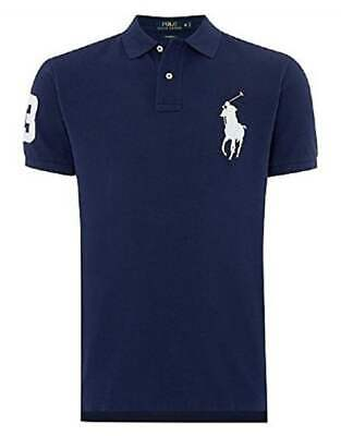 Men's Ralph Lauren Polo T-Shirt Big Pony Short Sleeve