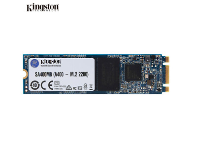 Kingston A400 120GB M.2 2280 SSD Solid State Drive Fast Speed Brand New for PC